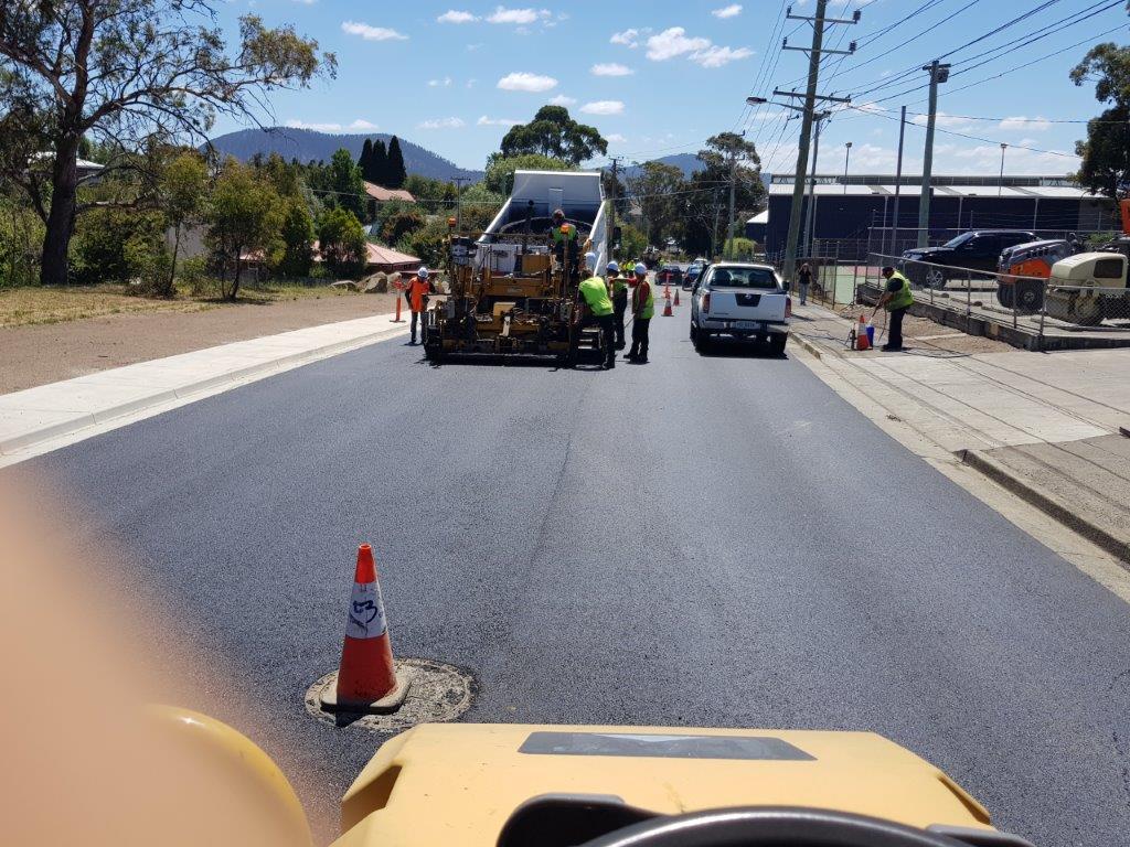 Asphalting Contractors Hobart Tasmania
