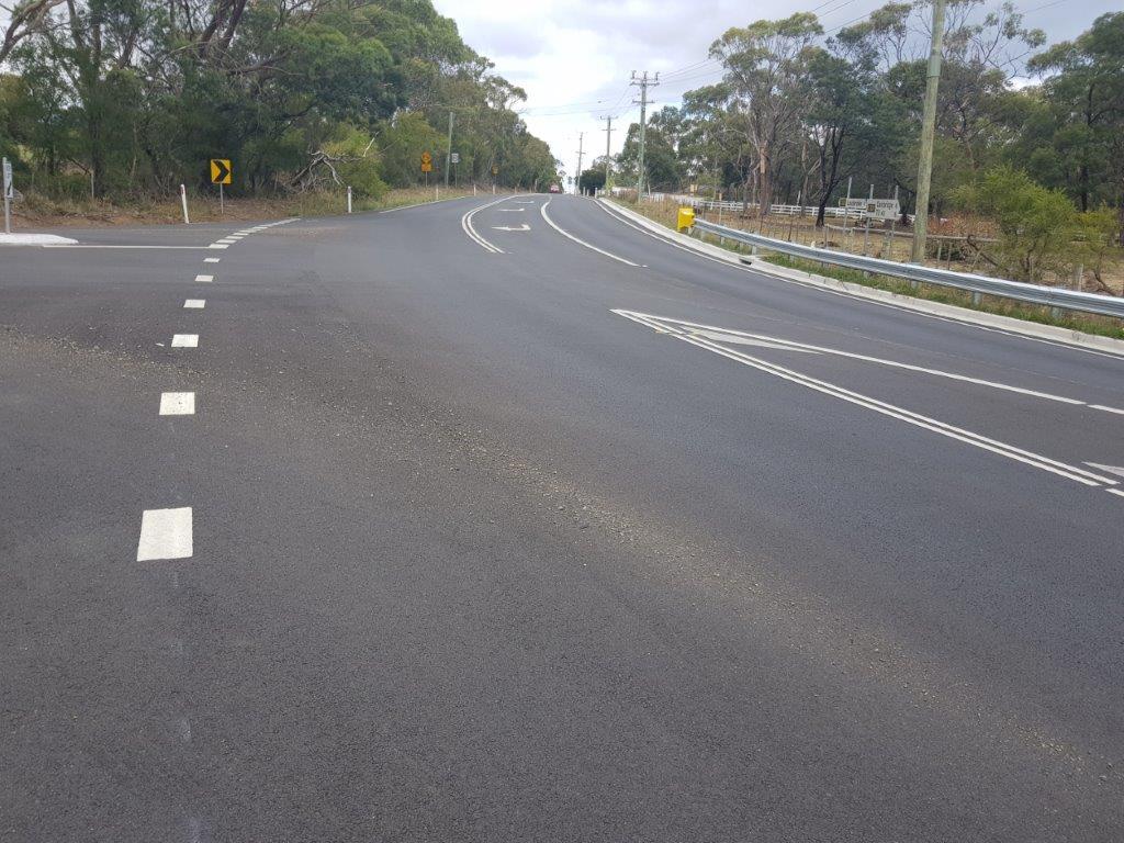 Government Highway Road surfacing Asphalt Hobart Tasmania