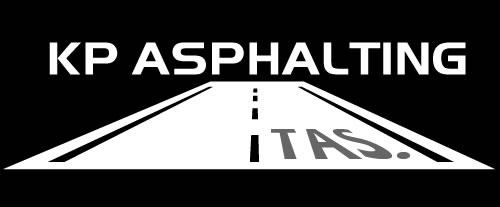 KP Asphalting Tasmania logo