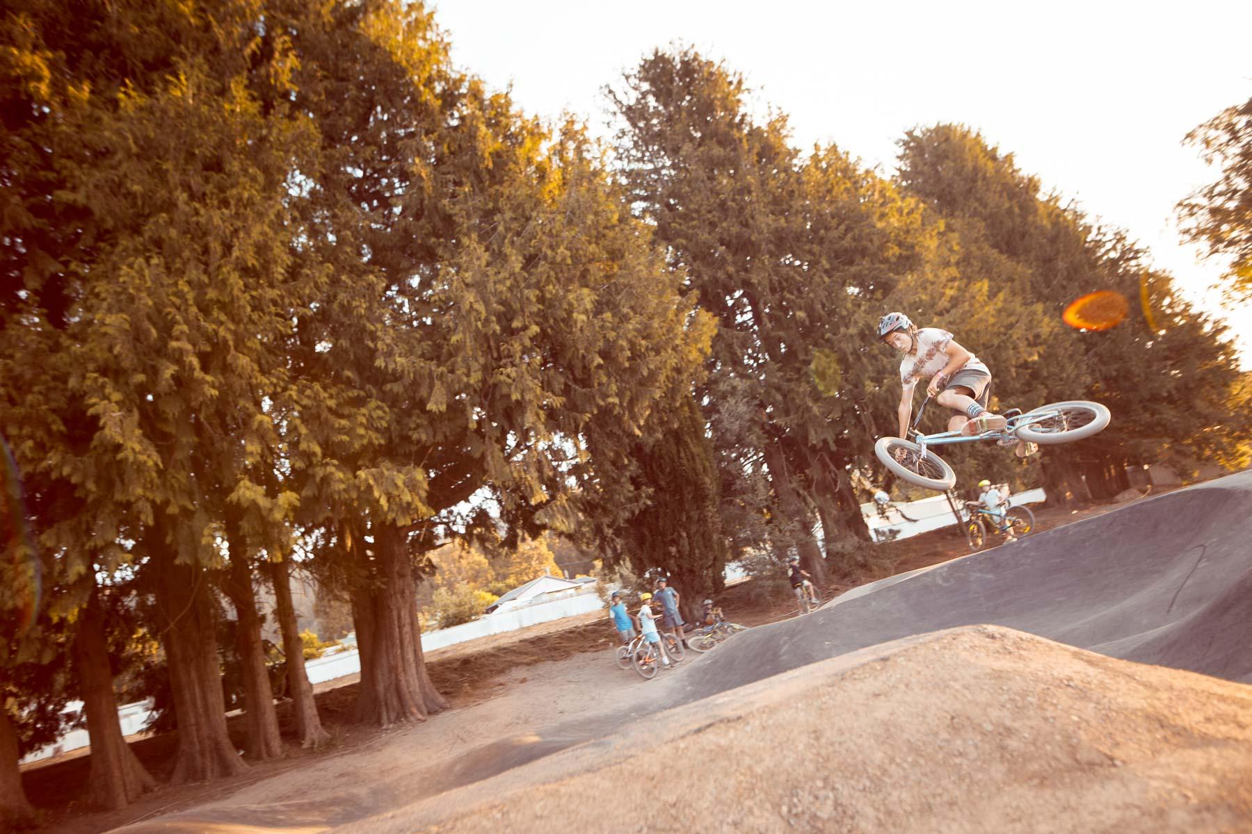 Maydena Bike Park Pump Track Asphalting Hobart Tasmania 3
